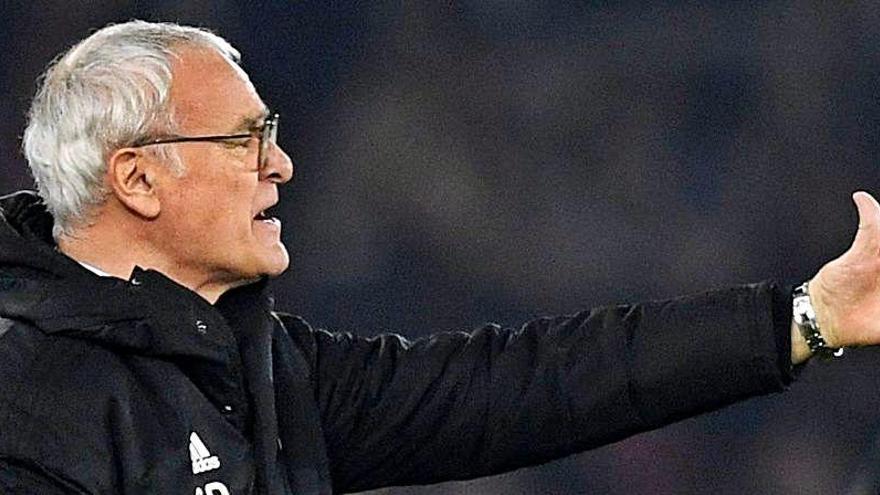 Ranieri se va a llevar un objetivo del Valencia