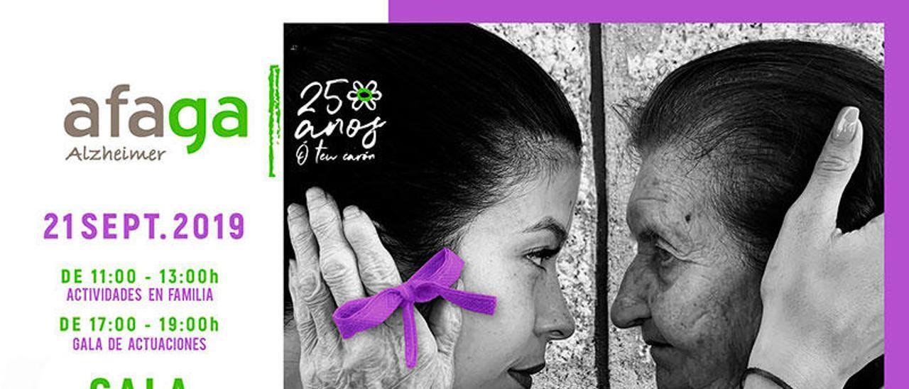 Afaga reclama apoyo profesional para reforzar  el cuidado familiar a enfermos de alzhéimer