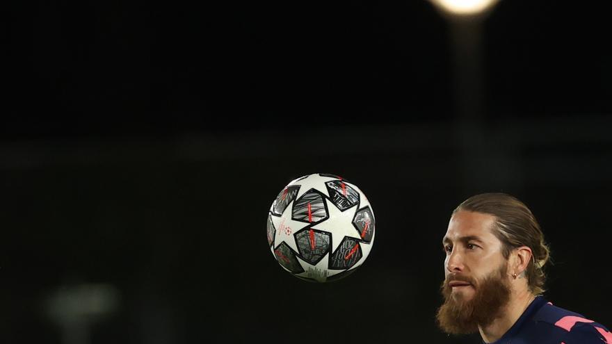 Sergio Ramos no debutará con el PSG al menos hasta septiembre