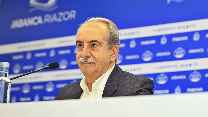 """Antonio Couceiro: """"Pase lo que pase, el proyecto va a tener continuidad"""""""