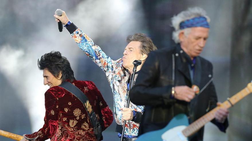 Los Rolling Stones publican 'Goats Head Soup 2020' con un tema inédito
