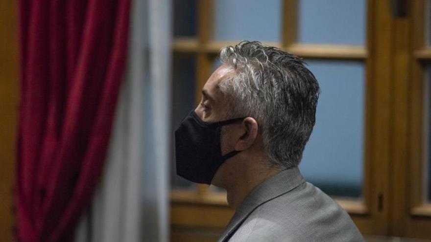 Un juez admite la querella del policía de la 'Zamburiña' contra Asuntos Internos