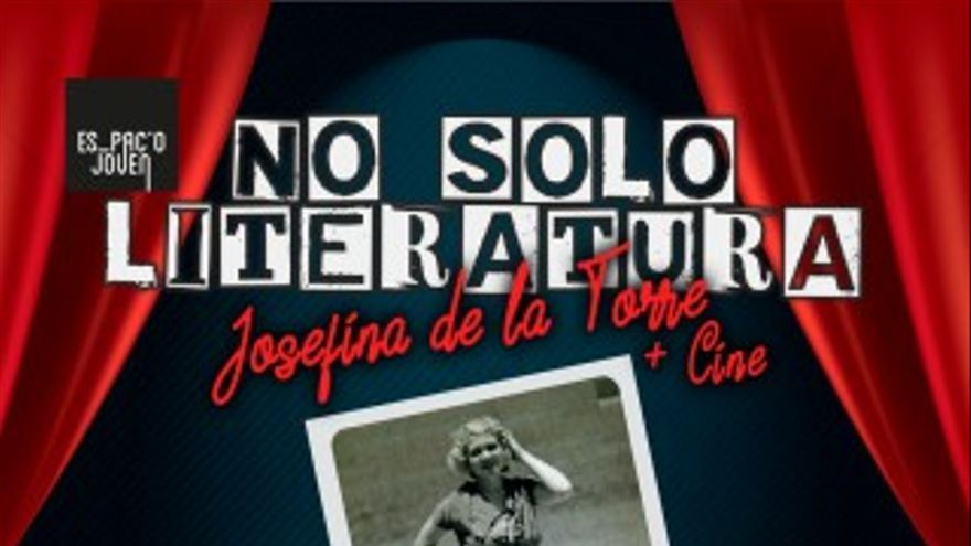No solo literatura - Josefina de la Torre