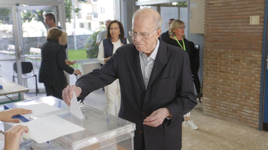 Elecciones municipales en Valencia 2019: Los valencianos acuden a las urnas