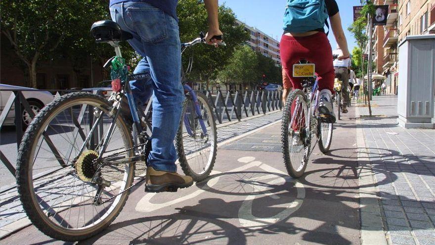 Córdoba registra 137 accidentes con ciclistas en los dos últimos años