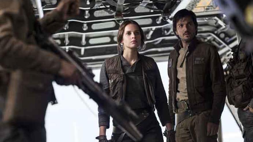 Así conectará 'Rogue One' con 'Star Wars Episodio VIII'