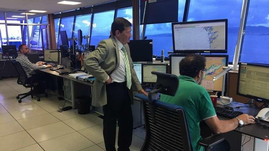 Salvamento pide al Puerto más espacio para su sede tras 18 años en la Estación Marítima