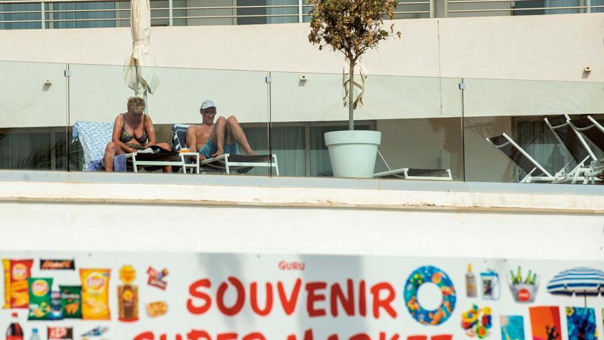 La Platja de Palma ya tiene 21 hoteles abiertos