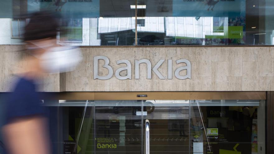 Bankia gana 230 millones en 2020, un 57,6% menos por las provisiones frente a la crisis