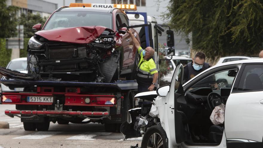 Noviembre cierra con 54 muertos de tráfico, un 39% menos que el año anterior