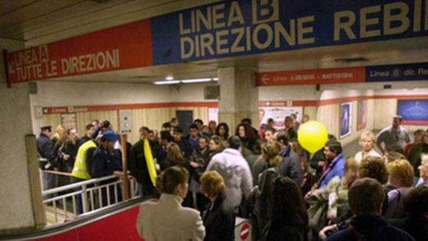 Una cadena de terremotos sacude el centro de Italia