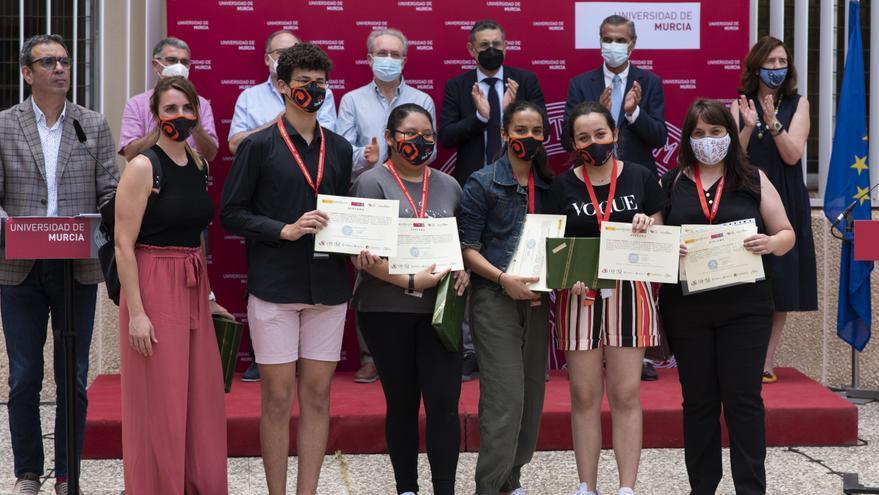 La tercera edición de MasterChem de la UMU ya tiene a sus ganadores