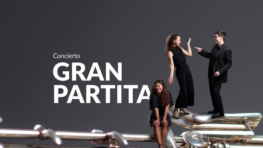 Concierto de la Joven Orquesta de Canarias: 'Gran Partita'