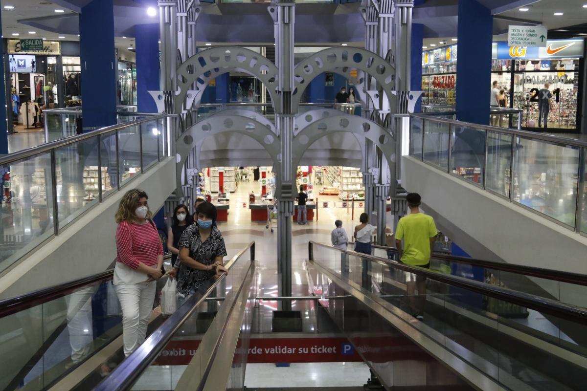 Desescalada en Córdoba: Apertura centros comerciales