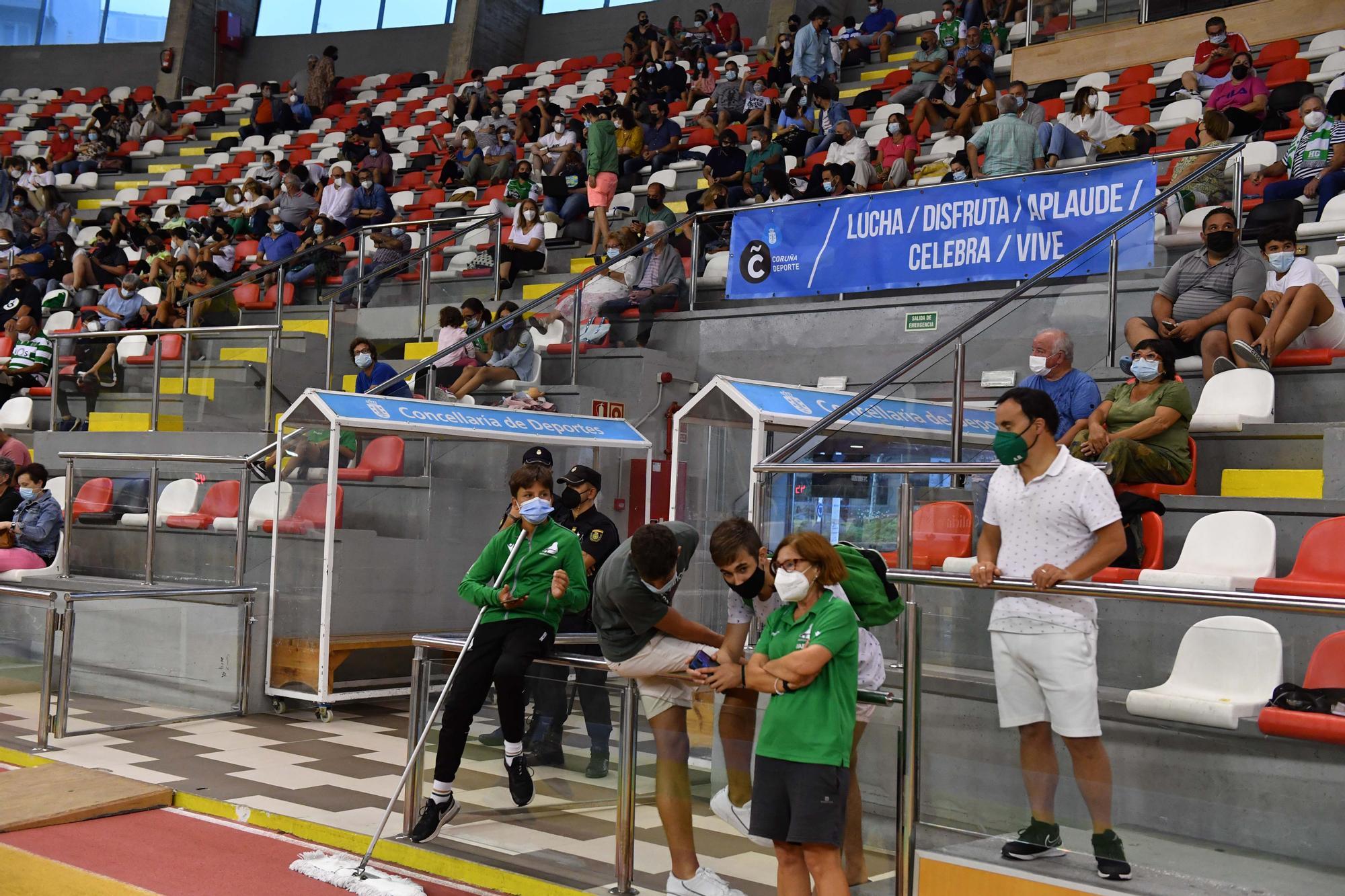 Tarde de estrenos para el Deportivo Liceo