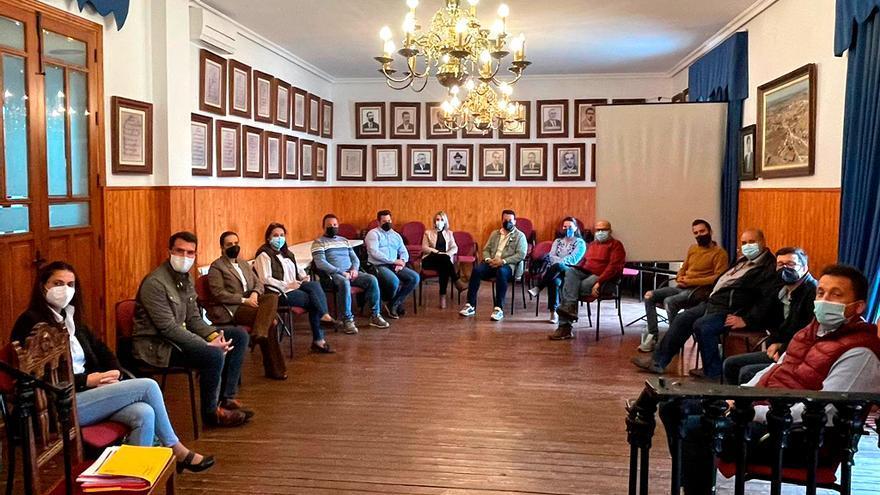 La Diputación de Cáceres destina 1,2 millones a los pueblos de la Mancomunidad Rivera de Fresnedosa