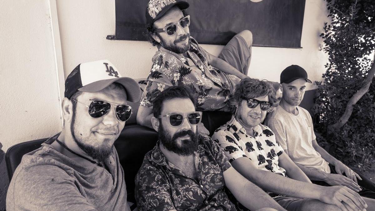 El grupo Javato y los Disfrutones, en una imagen de archivo.