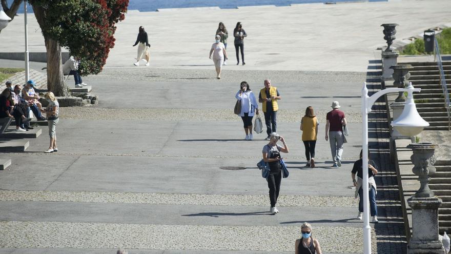 La quinta ola no da tregua en Galicia, que se acerca a los 10.000 casos activos
