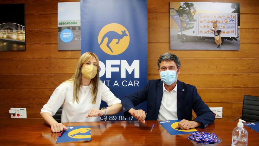 DFM Rent a Car se mueve contra el Cáncer de Próstata