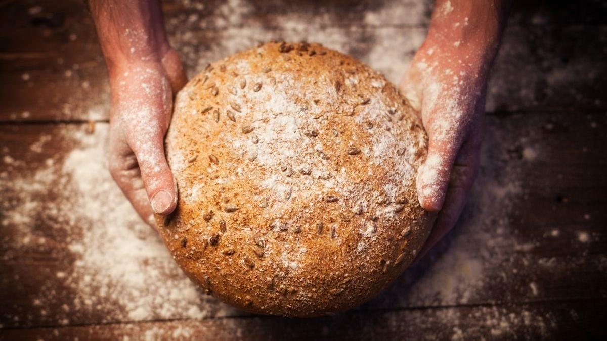Taller de elaboración de pan en el Museo Picasso