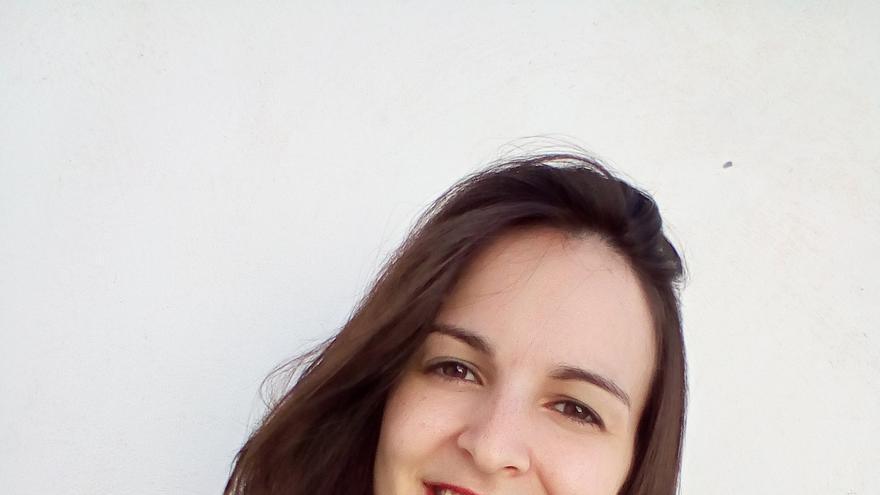 Casandra González reivindica el papel cultural de Nanino Díaz Cutillas