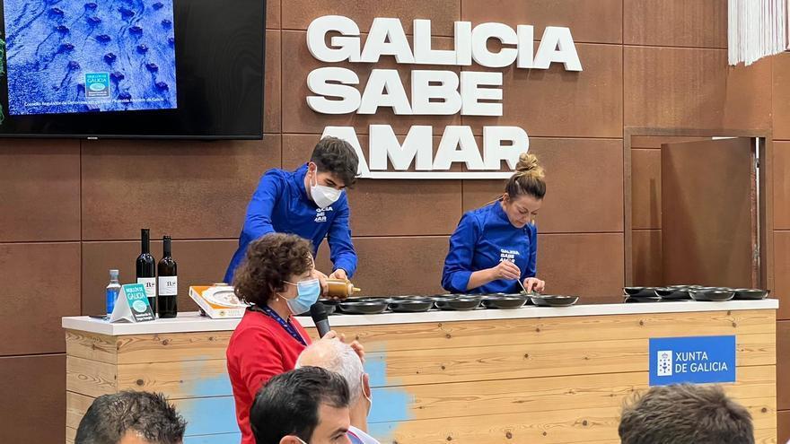 Mexillón de Galicia se va a Madrid para ganarse al consumidor