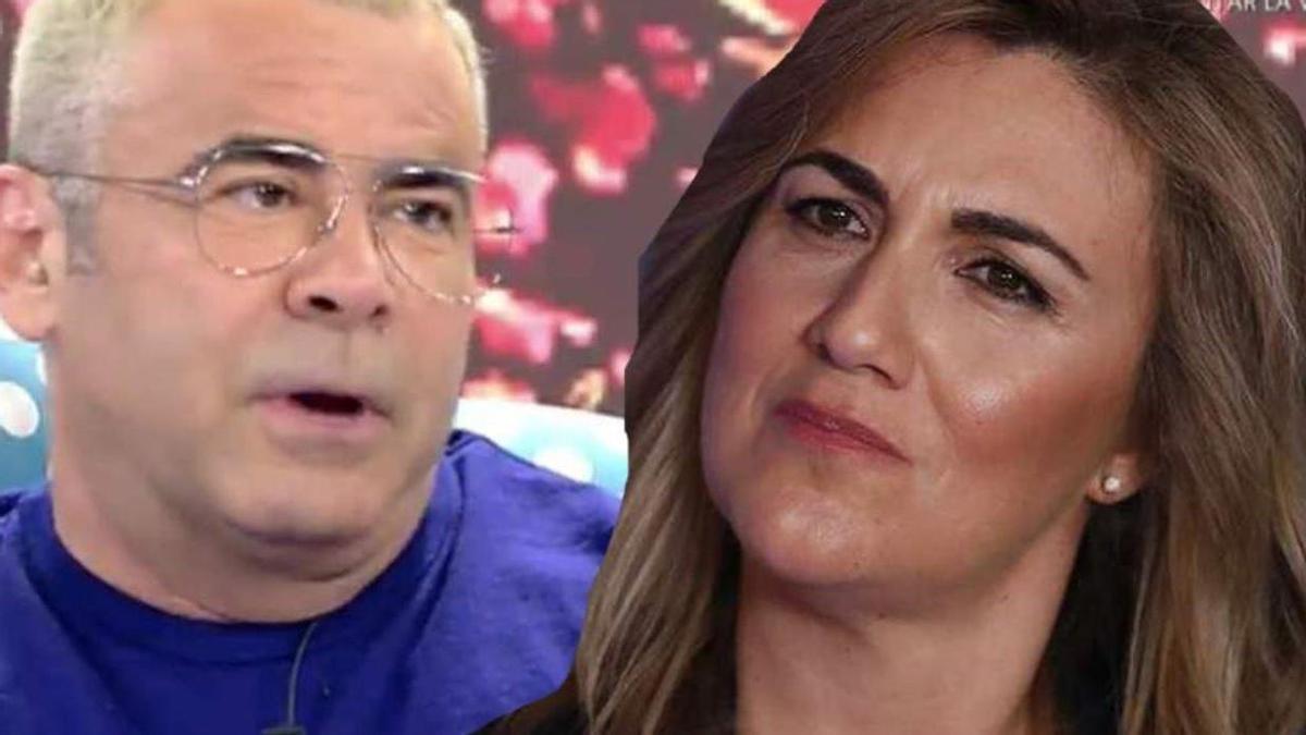 Carlota Corredera y Jorge Javier: un enfrentamiento anunciado