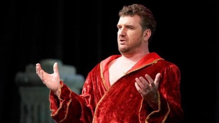 """Ventseslav Anastasov: """"El público español ama la ópera y se emociona con ella"""""""