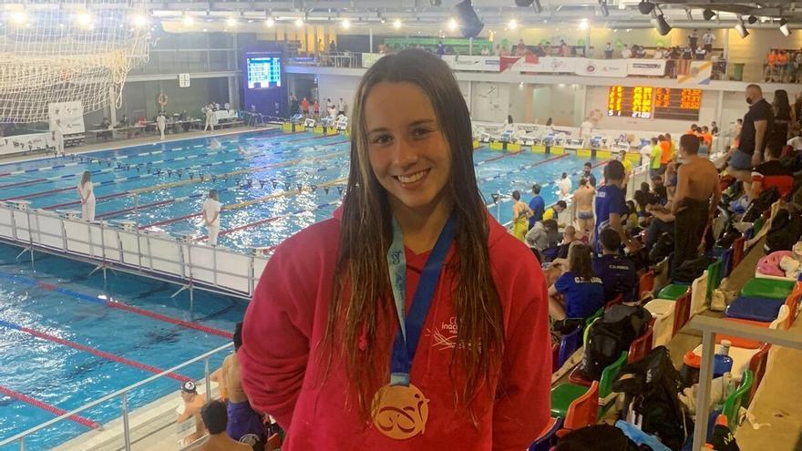 Amplia presencia malagueña en el Europeo de natación de Budapest y en el Júnior de Roma