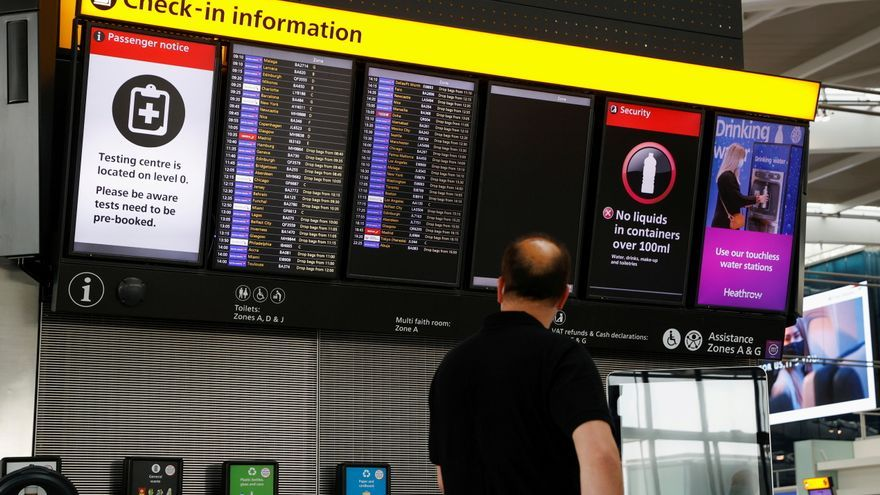 Reino Unido ya no tiene países en la lista roja de destinos de viaje