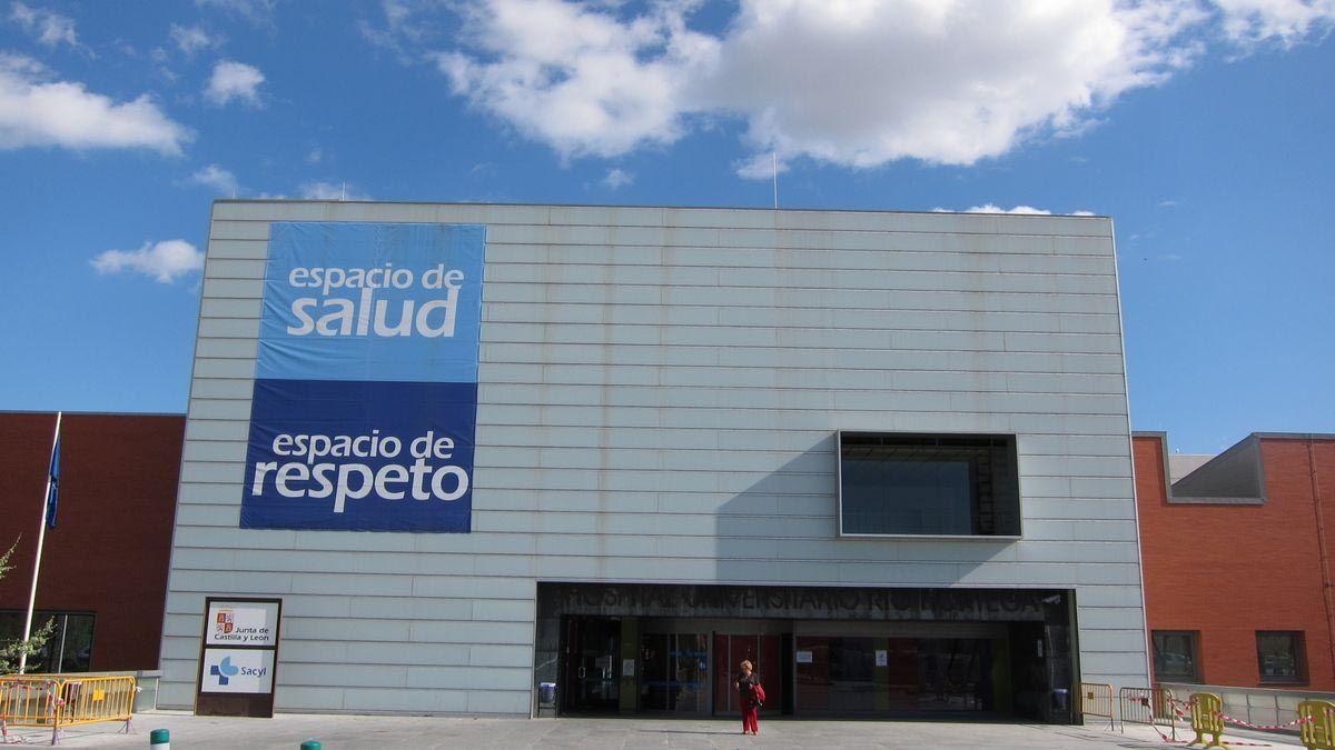 L'Hospital Río Hortega de Valladolid