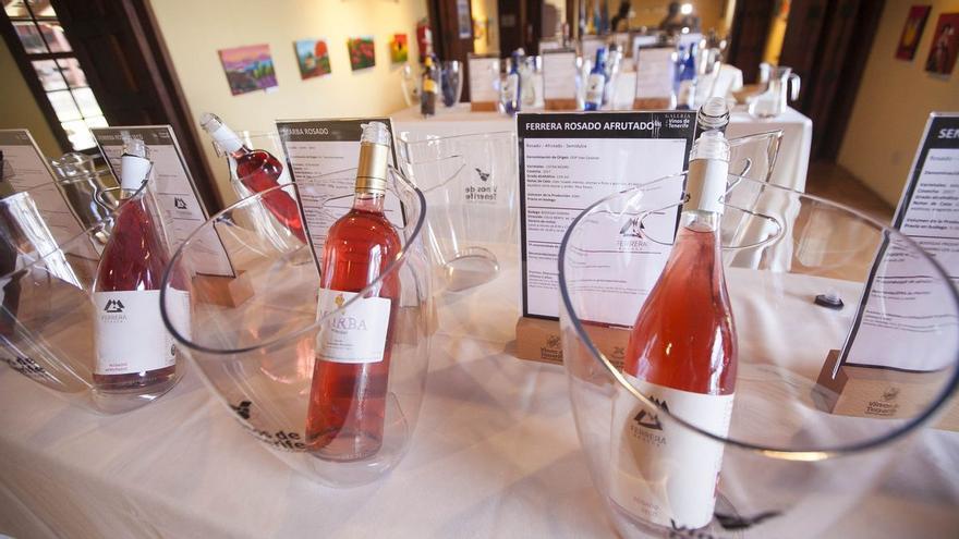 Canarias 'se pasa' al inglés para vender sus vinos en Estados Unidos