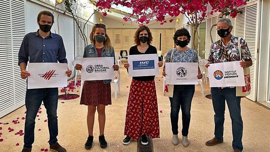 Encuentro en Formentera para hablar de lengua y cultura