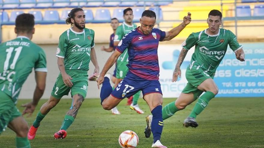 Èpic primer triomf del Costa Brava gràcies a un gol de Xumetra en l'afegit
