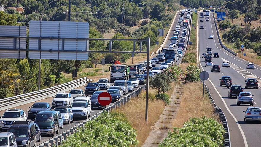 La reactivación turística impulsa la venta de automóviles en Baleares