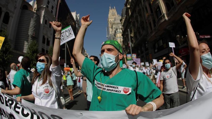 Los MIR de la Región inician una huelga el 27 de octubre