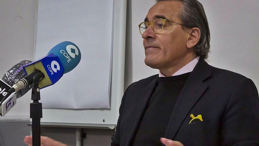 """Arturo Torró: """"Yo solo temo a Dios y a la muerte"""""""