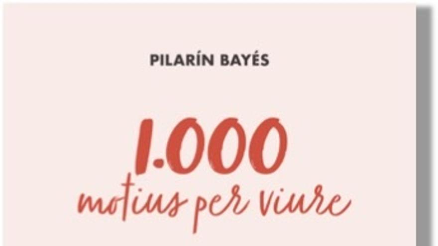 Pilarín Bayés publica el seu llibre número 1.000 en el seu vuitantè aniversari