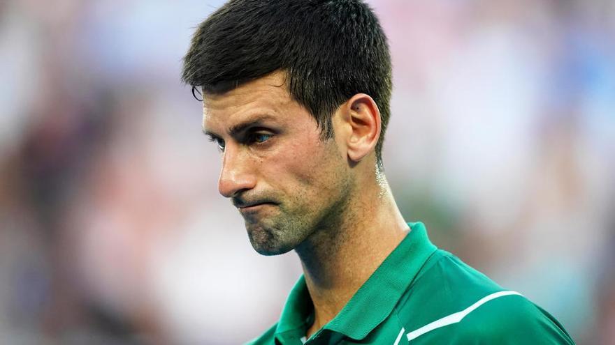 Djokovic acaba con Federer y buscará su octavo título en Melbourne
