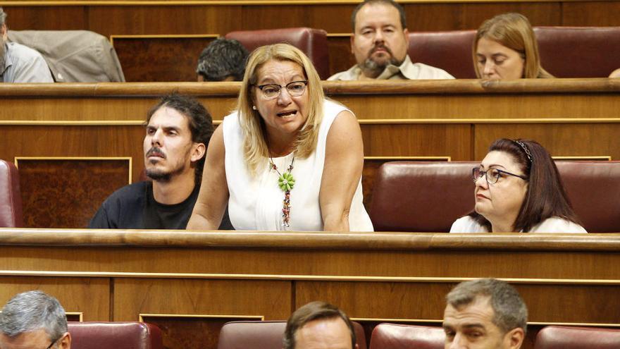 Meri Pita retira su candidatura por falta de transparencia en las primarias de Podemos