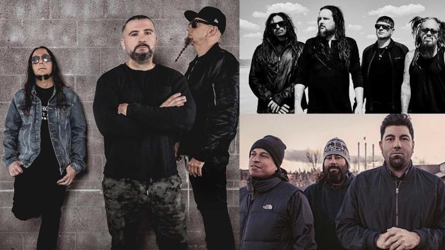 System of a Down, Korn y Deftones estarán en el Resurrection Fest Estrella Galicia 2021