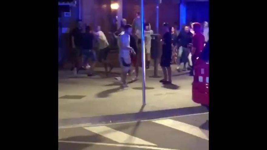 Dos detenidos por el ataque a un piso ocupado por jóvenes inmigrantes en Premià de Mar