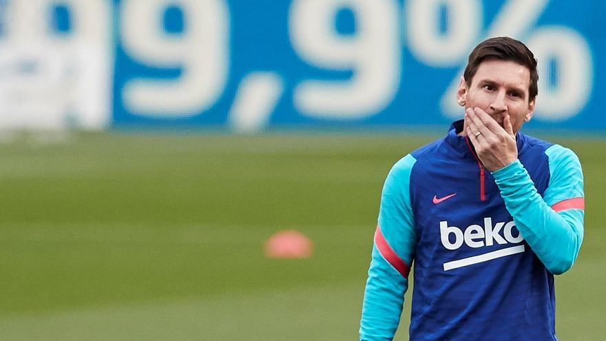 LaLiga expedienta a los jugadores del Barça por la fiesta en casa de Messi