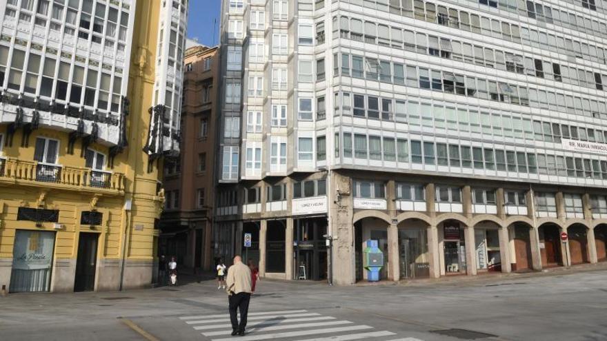 """Inés Rey: """"No habrá cambio urbanístico para que el edificio de las Inmaculadas sea un hotel"""""""