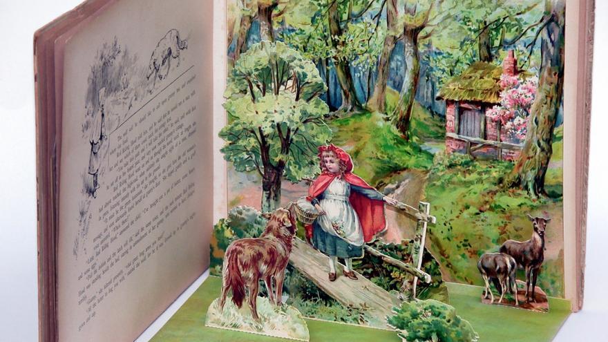 La historia de los libros desplegables y móviles, en el Museo de Pontevedra