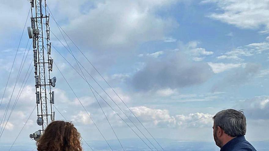 Crevillent amplía a 3 las  antenas meteorológicas para las emergencias
