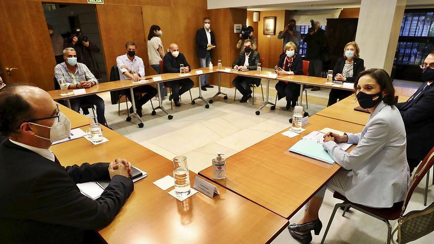 La promesa de un nuevo inversor en Alu Ibérica no cala en la oposición municipal