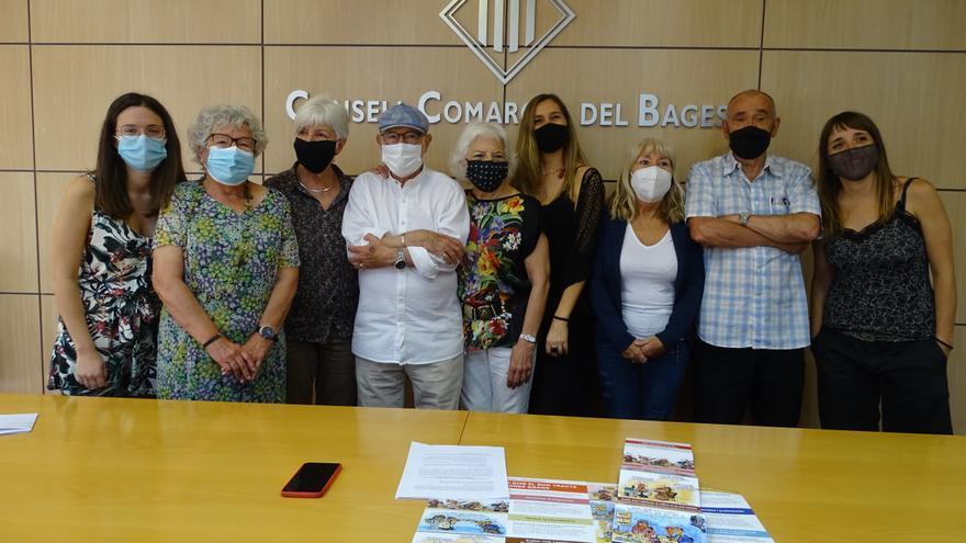 El Bages participa en un vídeo per conscienciar la població dels maltractaments a les persones grans