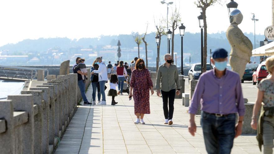¿Cómo, dónde y con quién me puedo reunir en Galicia este fin de semana?
