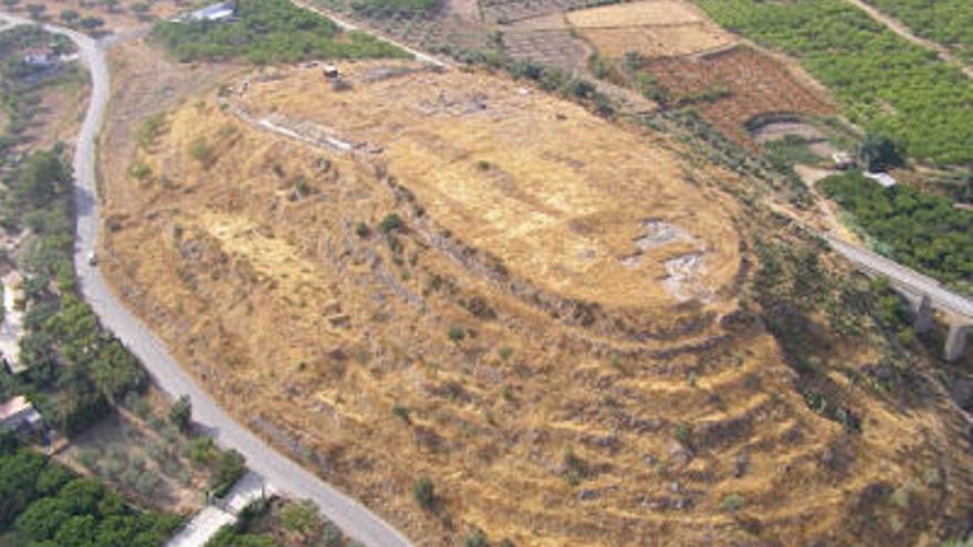 Parque Arqueológico de Begastri: Cehegín se nutre de la cultura íbera, romana y visigoda
